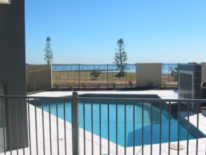 Choosing the right colour aluminium pool fence